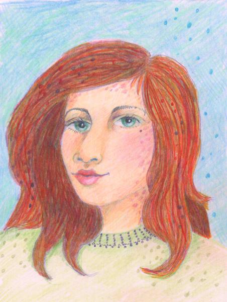 Freckles Art | Dena McKitrick
