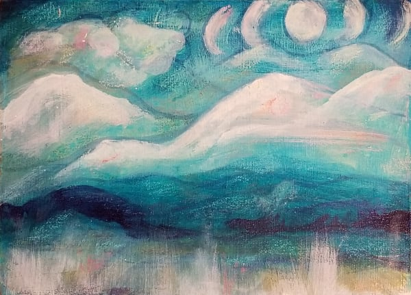 Clouds Art | Dena McKitrick