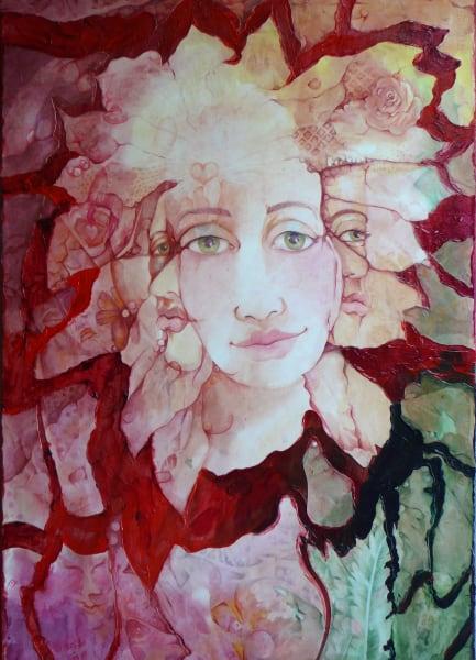 Triple She Art | Dena McKitrick