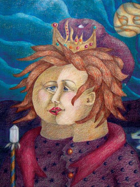 Twins Art | Dena McKitrick