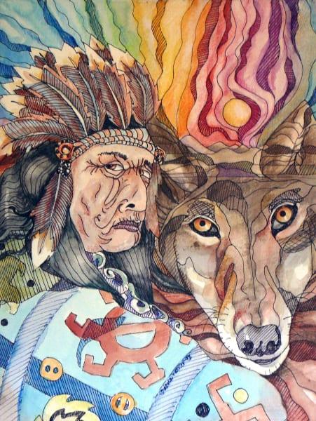 Wolfind Art | Dena McKitrick