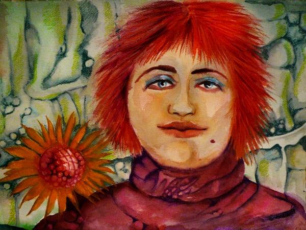 She Fuzzed Art   Dena McKitrick