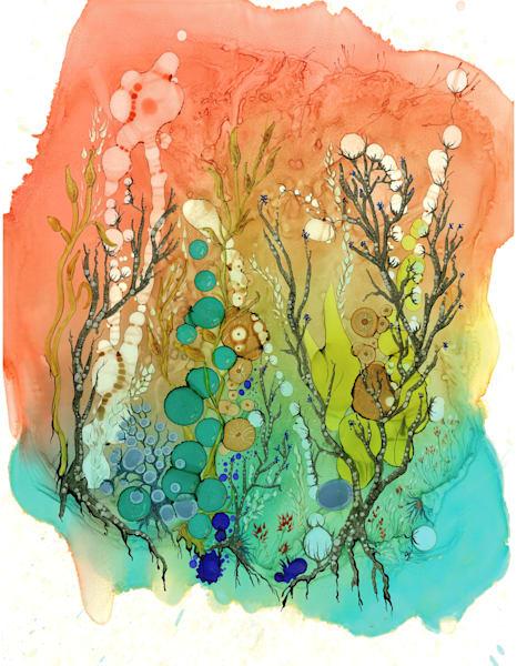 Unda Sea2 Hd S Art | Art With Judy Ann