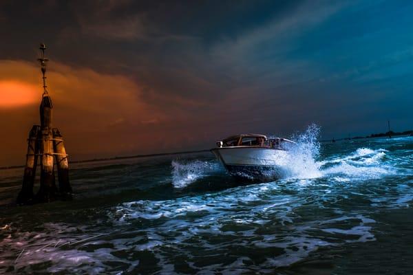 Leaving Venice Photography Art | Harry John Kerker Photo Artist