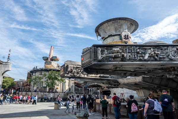 A Day At Batuu Photography Art | William Drew Photography