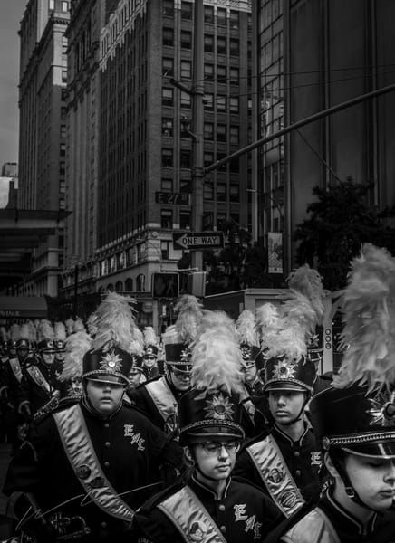 March To The Music Photography Art | Harry John Kerker Photo Artist