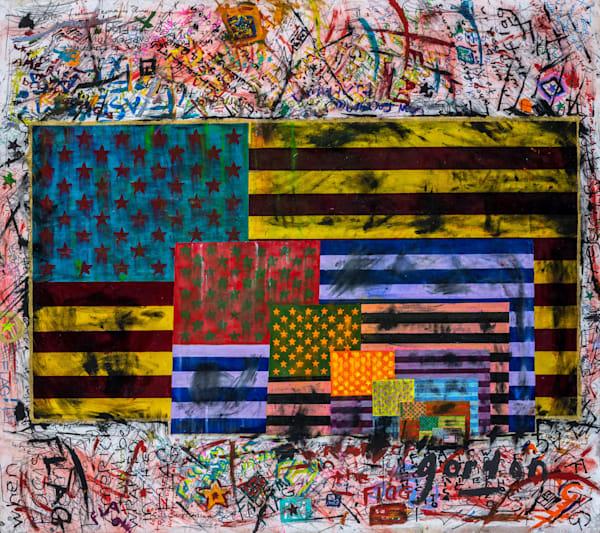 Patriotic Fugue Art | capeanngiclee