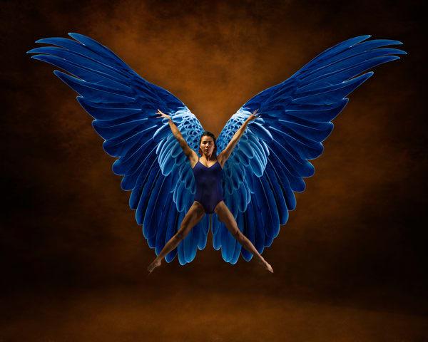 Blue Angel (Sarah)