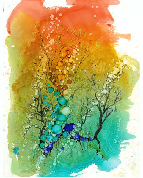Unda The Sea  1 Hds Art | Art With Judy Ann