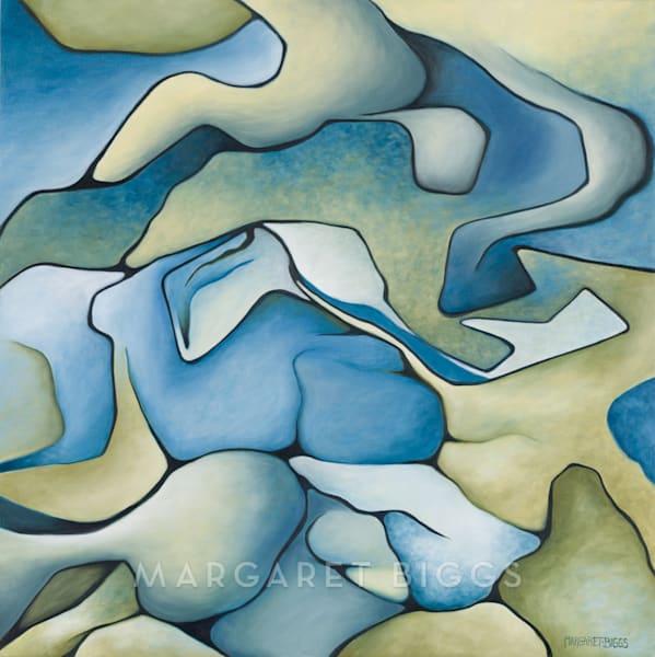 The Dampened Sand  Art | Margaret Biggs Fine Art