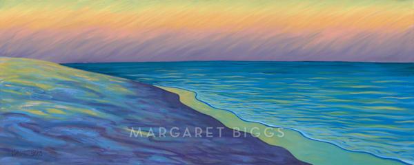 The Light Between  Art | Margaret Biggs Fine Art