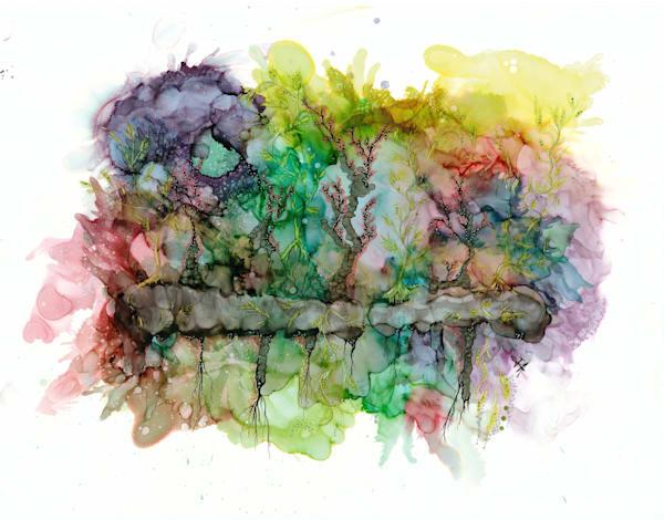 Evening Haze Hds Art | Art With Judy Ann