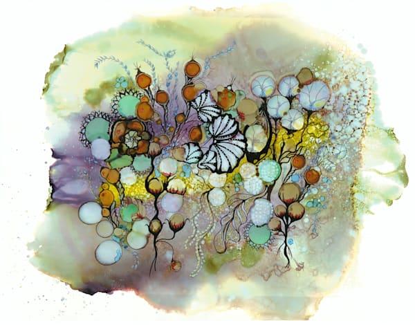 Alice S Garden Hds Art | Art With Judy Ann