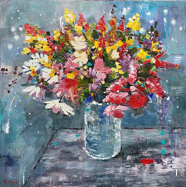 Flower Power Art | Marissa Sweet