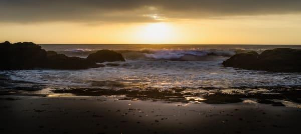 Golden Tide Art | davinart