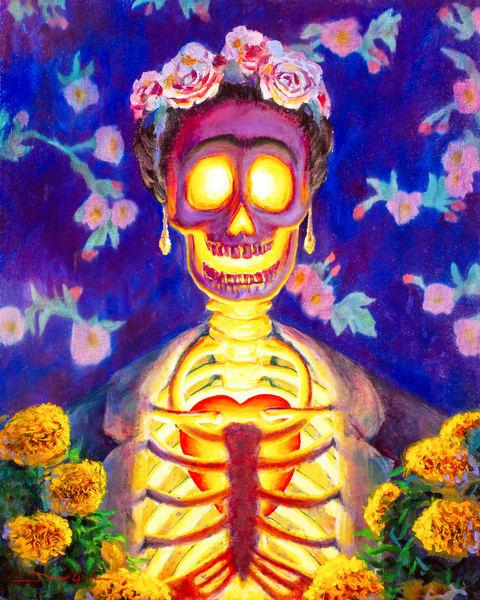 Frida Art | Danielsartwork
