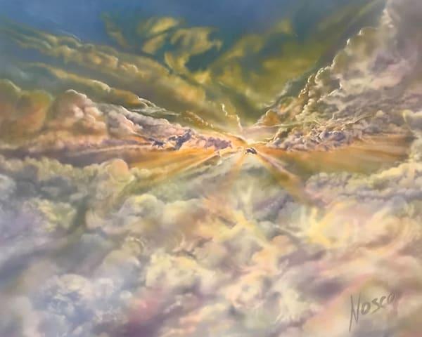 Hidden Images in Clouds