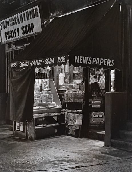 Second Avenue Candy Store, Nyc Photography Art | Ben Asen Photography
