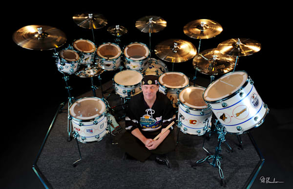 Neil Peart, NHL DW Drums