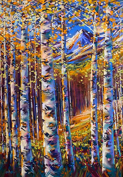Aspen Glen Art | Michael Mckee Gallery Inc.