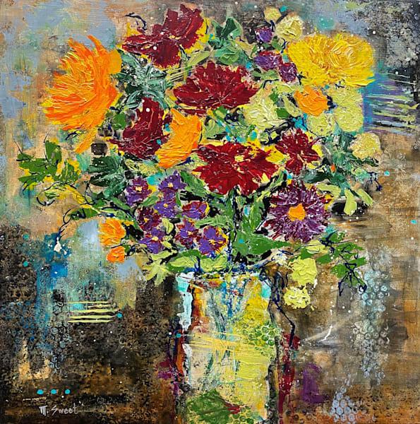I See Them Bloom Art | Marissa Sweet