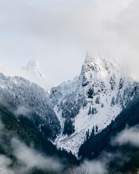 Winters Gate Photography Art | Call of the Mountains Photography