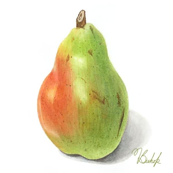 Pear Art | victoriabishop.art