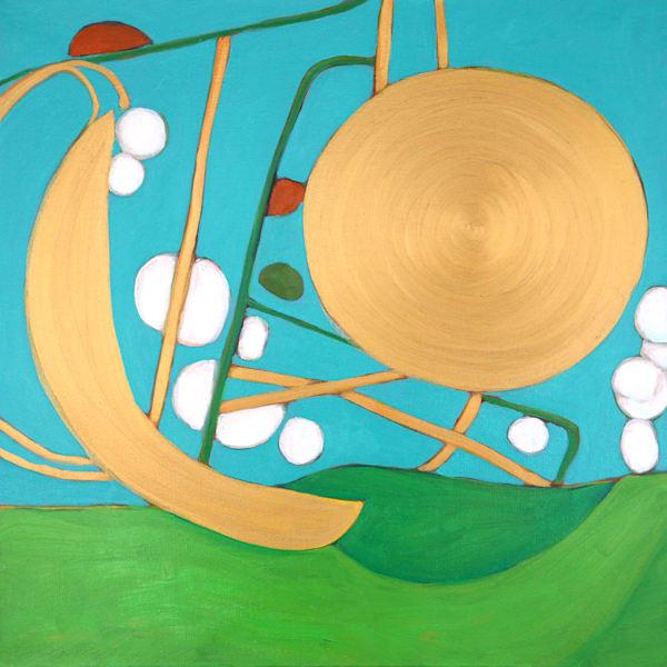 Midsummer Art | Courtney Miller Bellairs Artist