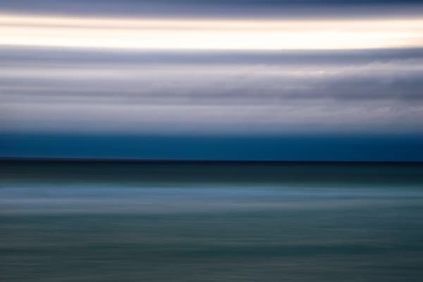 Gulf Abstract Photography Art | Silver Sun Photography