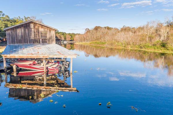 Camp Mack River House Photography Art | kramkranphoto