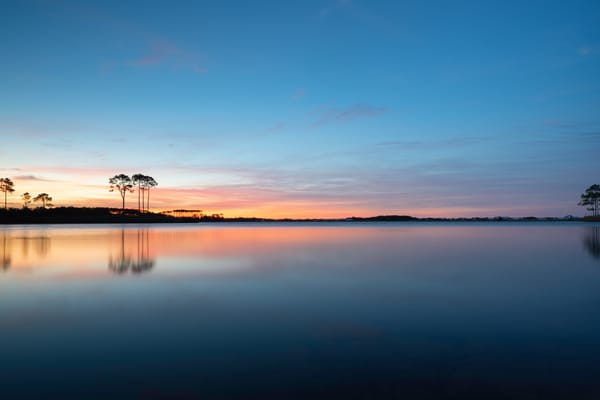 Western Lake Blue 2 Art | Modus Photography