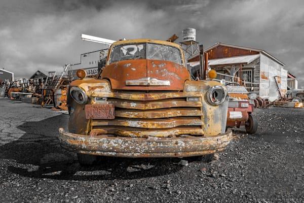 Texas Truckin Photography Art | kramkranphoto