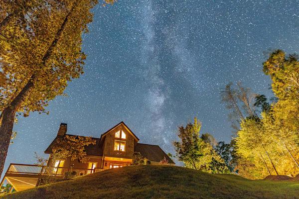 Milky Way Magic Photography Art | kramkranphoto