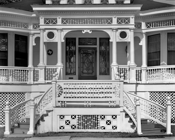 Gus Cranz House, 1874, Schulenburg, Texas (1975) Photography Art | Rick Gardner Photography