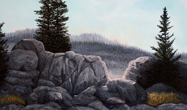 New Dawn  Art   Skip Marsh Art