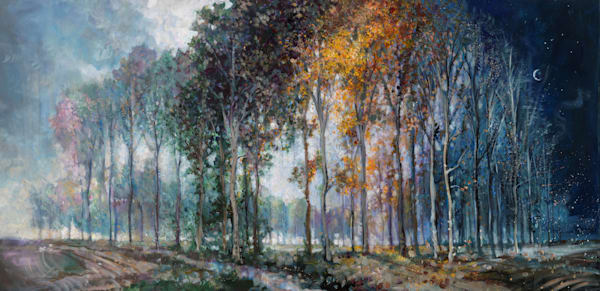 Cathedral Of Seasons   Web Art | Freiman Stoltzfus Gallery