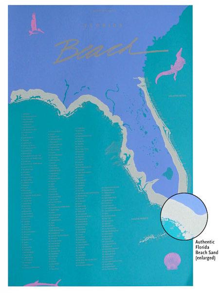 Florida Beach Poster™
