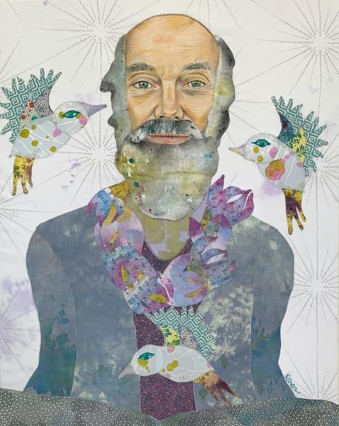 Ram Dass, It's All Right Now | Karen Payton Art
