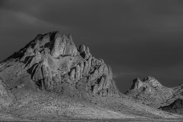 Living in Contrast - Black and White Photographs of the Southwest.