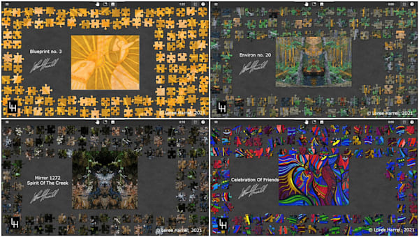LH Puzzle Collection no. 8