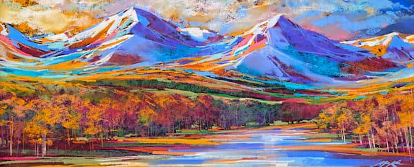 Gold River Run Art | Michael Mckee Gallery Inc.