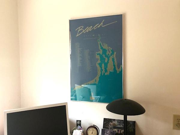 Rhode Island Beach Poster™