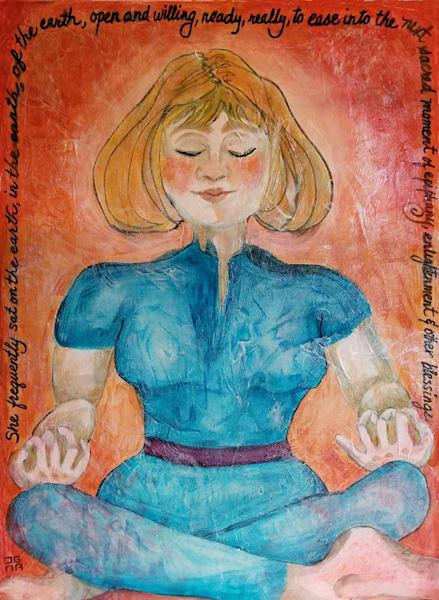 Meditator | Dena McKitrick