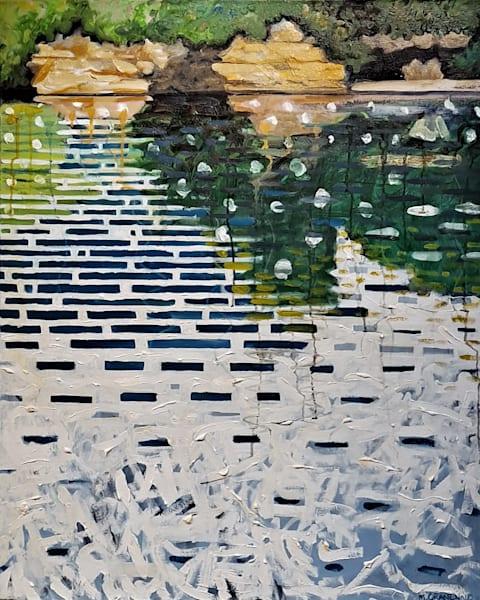 Water Pattern 2 by Mark Granlund