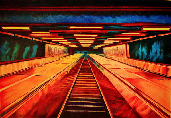 The Stockholm Metro | lencicio
