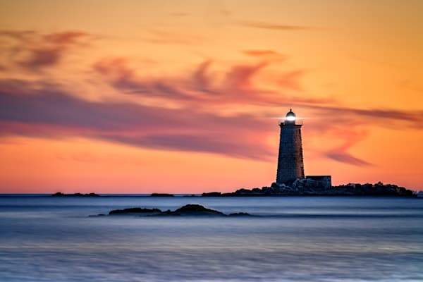 Whaleback Lighthouse | Shop Photography by Rick Berk