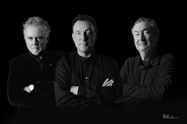 Roger Taylor of QUEEN, Neil Peart of RUSH, Nick Mason of Pink Floyd