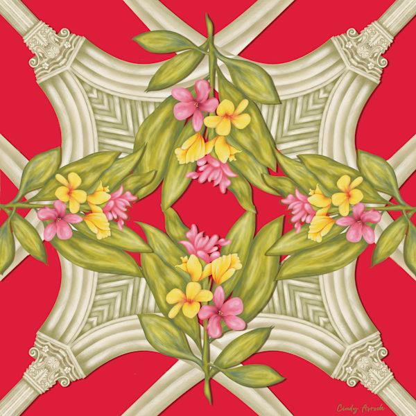 Tuscan Red Art   Cindy Avroch Fine Art & Design