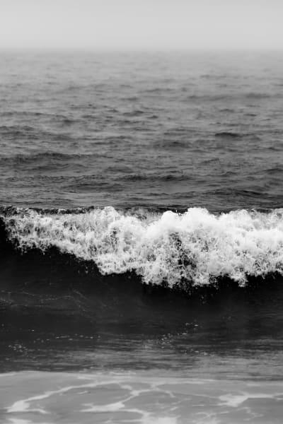 Marina Waves #3 Art | James Alfred Friesen