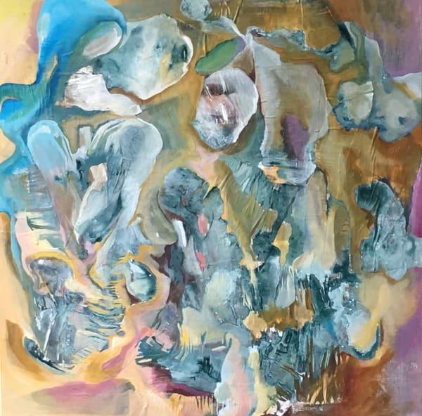 Think Bubble #3 Art | Mina Vancardo